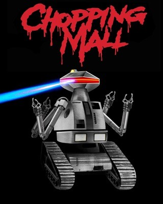 Chopping Mall Art PAYMENT 1 of 3 Reserved For @chefenvy83