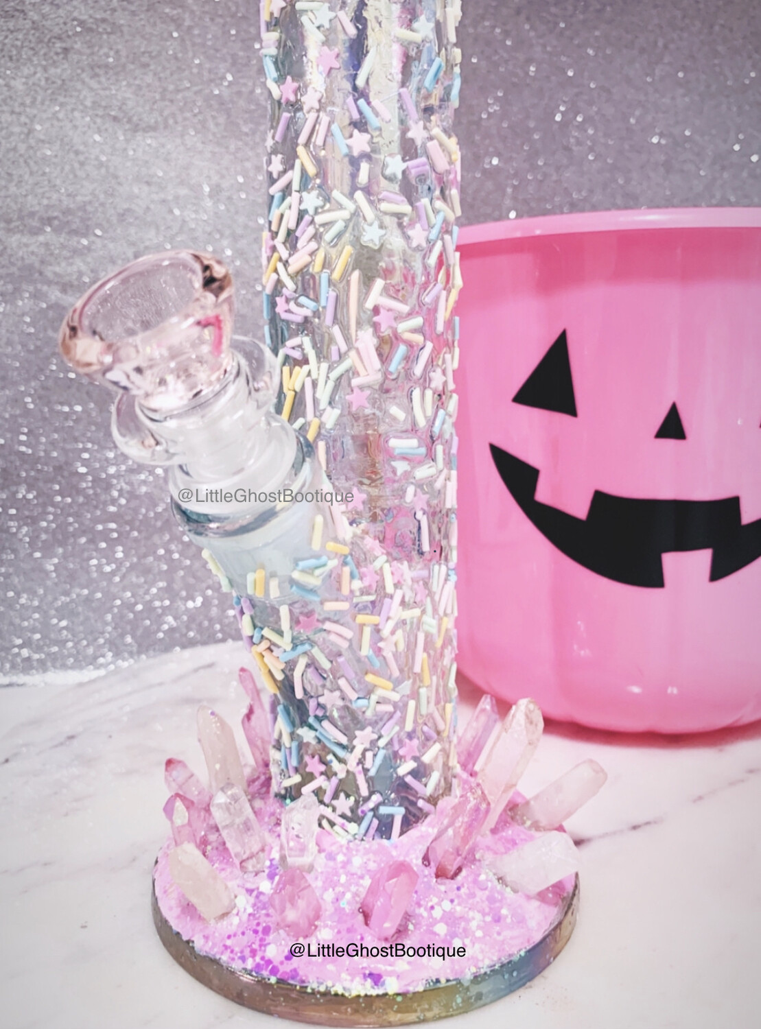 """""""Candyland"""" Water Pipe"""