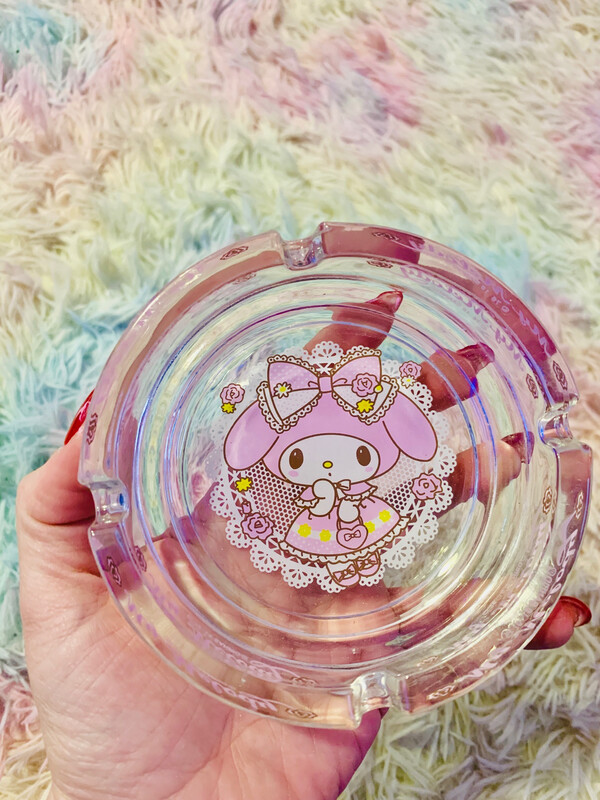 My Melody Ash Tray
