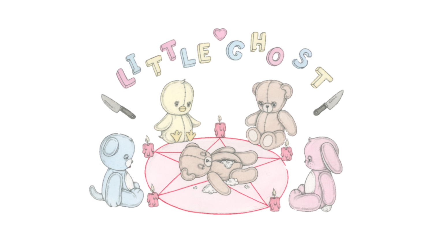 Little Ghost Gift Card