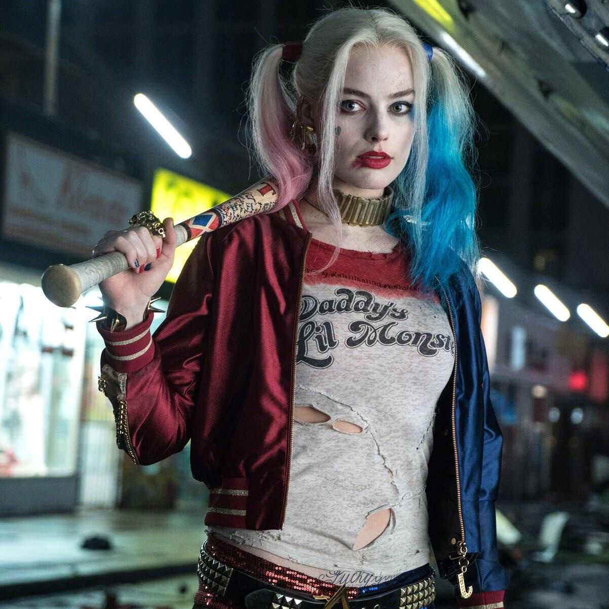 Harley Quinn Live Action