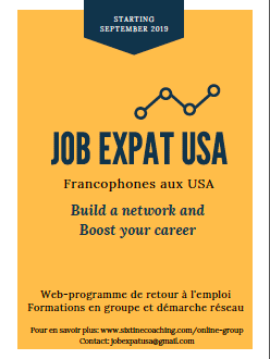 JobExpat USA paiement en 2 fois -  Early bird avant le 20/07/2019