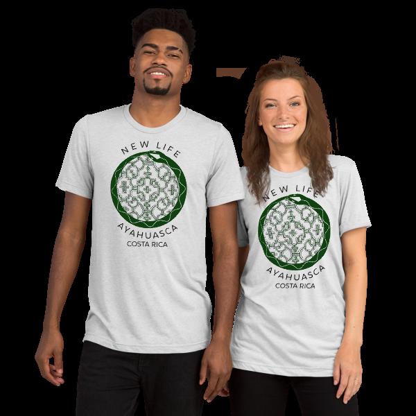New Life Ayahuasca Unisex T-shirt (Light)