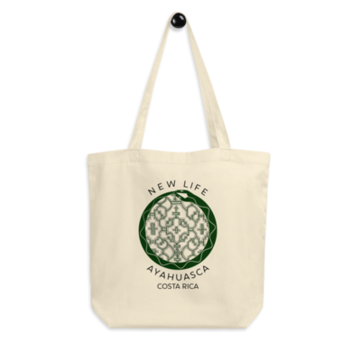New Life Ayahuasca Eco Tote Bag