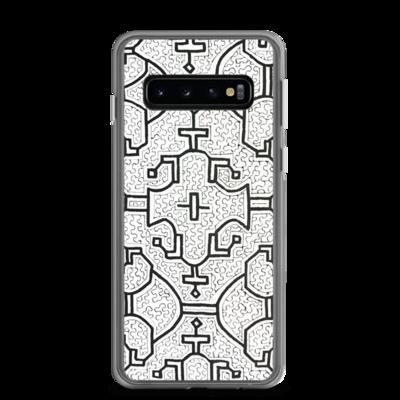 Samsung Case Shipibo Pattern