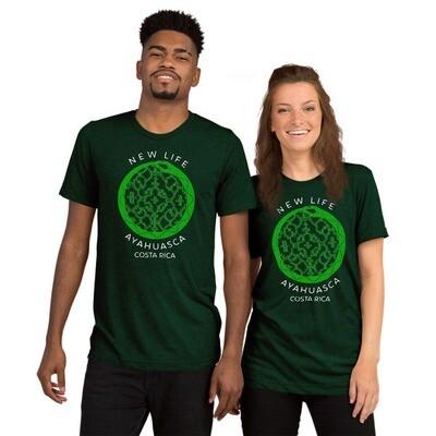 New Life Ayahuasca Unisex T-Shirt (Dark)