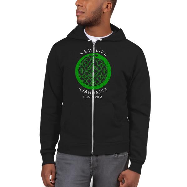 New Life Zip Hoodie sweater