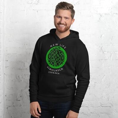 New Life Ayahuasca UNISEX hoodie (Dark)