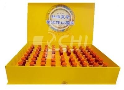Чистый кордицепс в жидком виде (китайский эликсир из кордицепса без добавок)