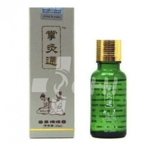 Прижигающая настойка Чжанцзиутун (Ache dispel medicament)