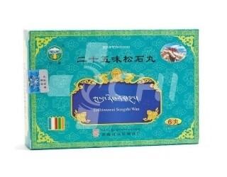 Тибетские пилюли для печени