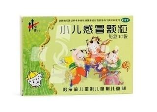Гранулы китайской медицины для лечения простуды и жара у детей