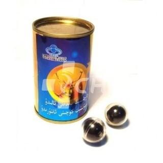 Натуральные китайские шарики для потенции и здоровья Шэнжунсаншэньбао Золотой Олень (Shen Rong San Shen Bao)