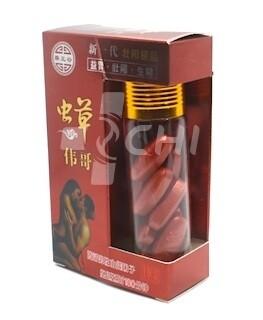 Китайская виагра Кордицепс (Viagra Cordyceps). Суперсильный препарат для повышения потенции!