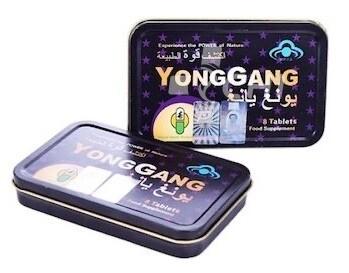 Натуральный препарат для повышения потенции и улучшения полового акта (YoungGang)