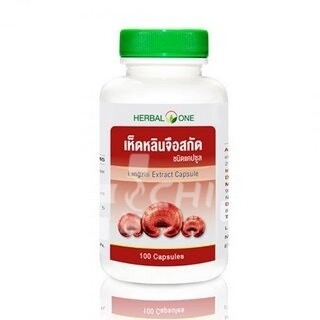Экстракт Гриба Линчжи Lingzhi Extract (Ganoderma Lucidum) Capsule Herbal One