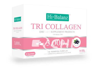 Рыбий коллаген Hi-Balanz TRI Collagen 3,000 mg