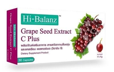 Экстракт Виноградных косточек Hi-Balanz C Plus для здоровья сердца и сосудов