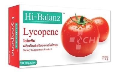 Томатный экстракт (ликопин) Hi-Balanz для здоровья и молодости кожи