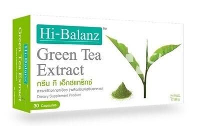Экстракт зеленого чая Hi-Balanz для контроля веса и жирового обмена