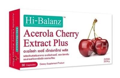 Экстракт Ацеролы – природный источник витамина С (Acerola Cherry Plus) / Hi-Balanz