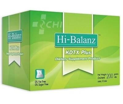 KDTX Plus для очищения организма (супер детокс) / Hi-Balanz