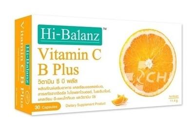 Витамин C и  B Plus  для женской красоты/ Hi-Balanz