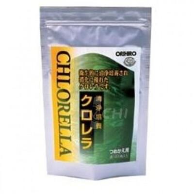 Хлорелла Chlorella - укрепление организма / Япония / ORIHIRO (900 таб)