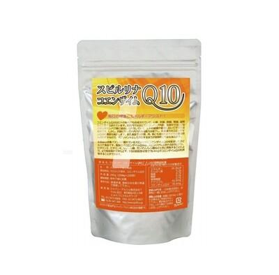 Спирулина с коэнзимом Q10 / Algae / Японский БАД