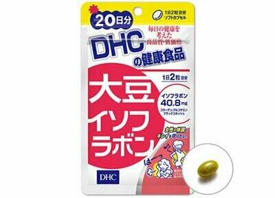 Соевые изофлавоноиды / DHC / нормализации женского гормонального фона / Японский БАД.