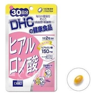 Гиалуроновая кислота для подтверждения водного баланса / DHC, Япония