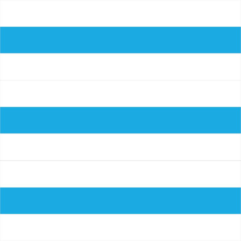 Трехслойные визитки с голубым средним слоем
