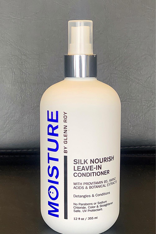 Silk Nourish Leave-in Conditioner 12oz