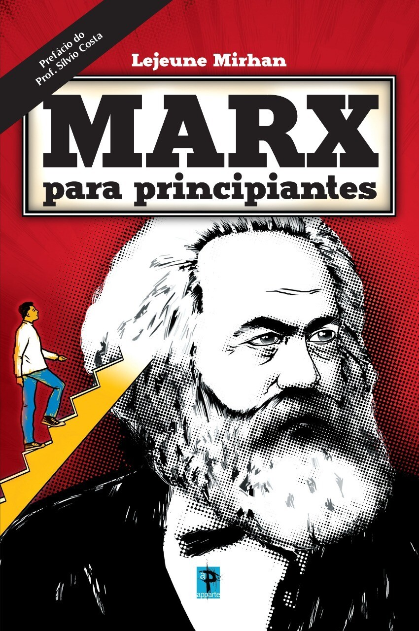 "Pre-Venda ""Marx para principiantes"""