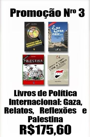 Reflexões, Palestina, Relatos e Gaza.