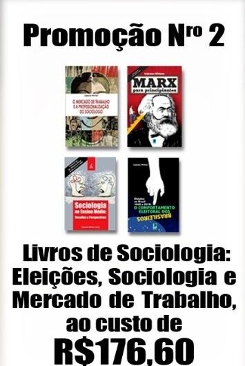Mercado, Eleições e Sociologia Ensino Médio. e Marx