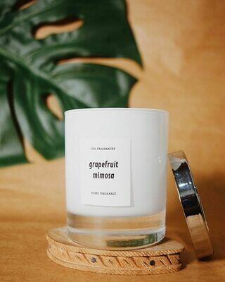 SCENTED CANDLE 8 oz.