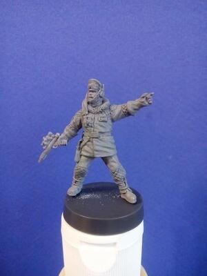 Rebel officer #2