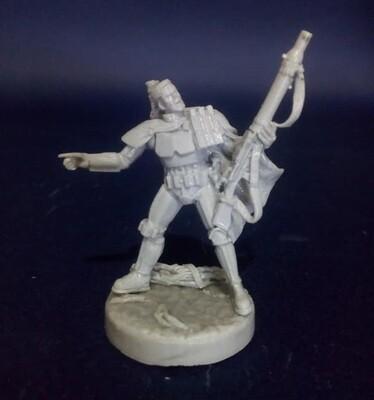 Stormtrooper officer