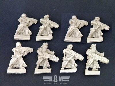 Ice warriors - Heavy Infantry Platoon (Proxy Valhalla )