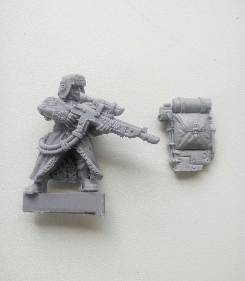 Ice warrior -Sniper (Proxy Valhalla )
