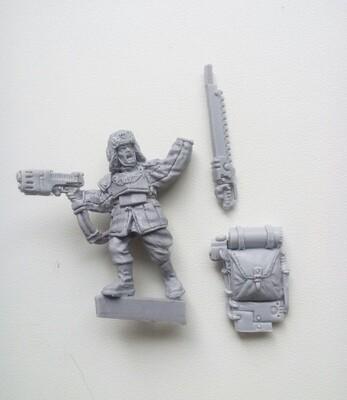Ice warrior -Officer (Proxy Valhalla )