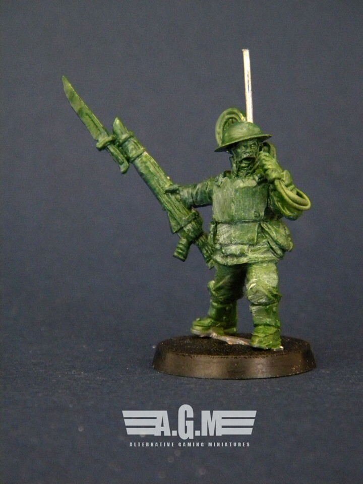 Vox-саster US Guard