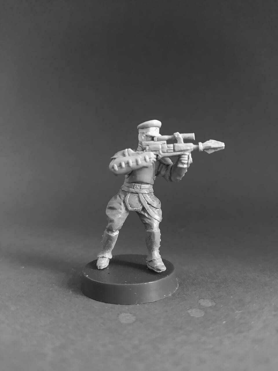 Guard Naboo. Guard Sniper