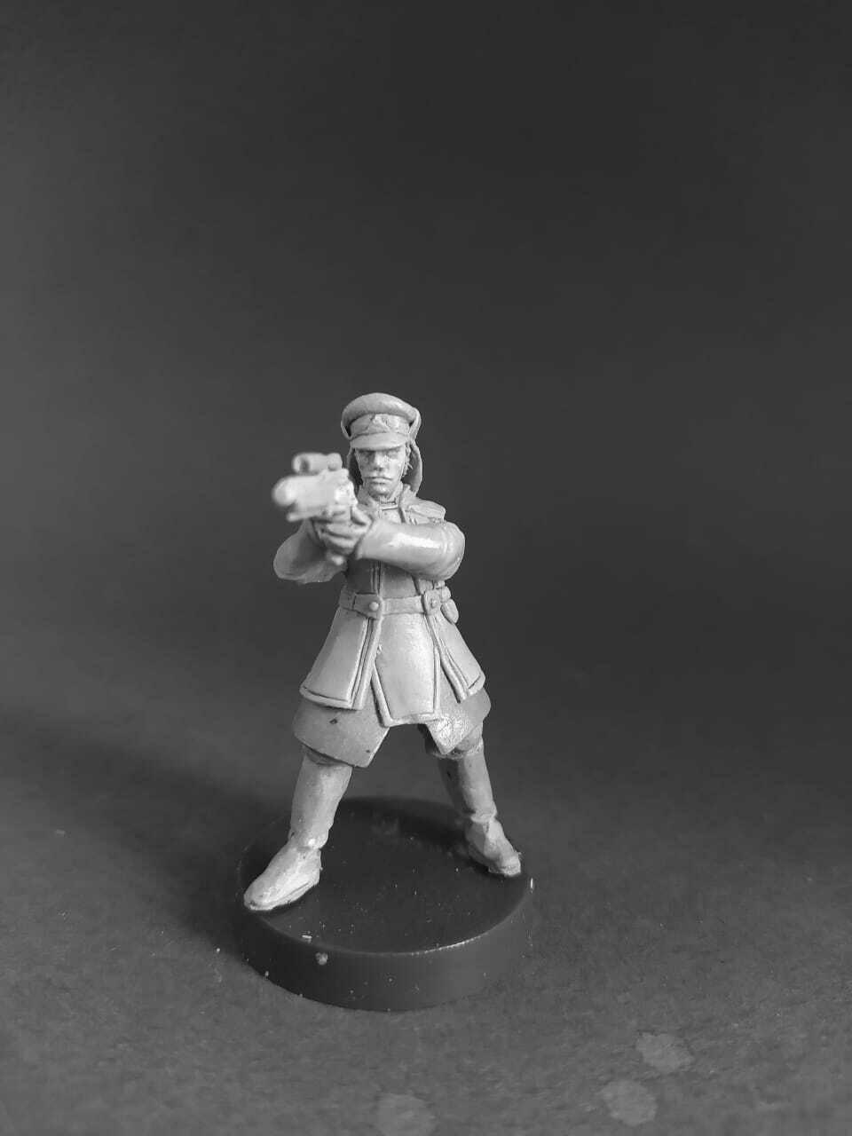 Guard Naboo. Captain Quarsh Panaka