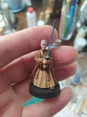 Old Obi Wan Kenobi