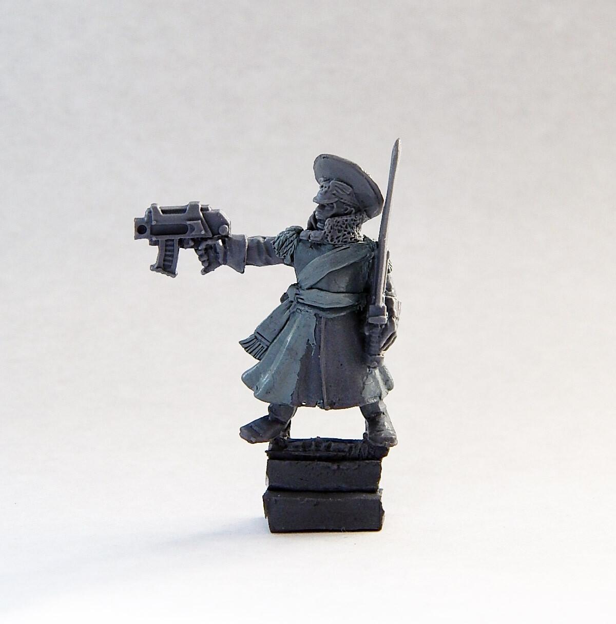 Ice warrior -Officer #2 (Proxy Valhalla )