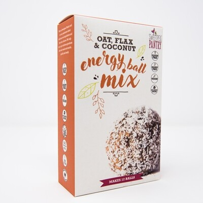 Energy Ball Mix with oats, coconut and sunflower seeds (gluten free)