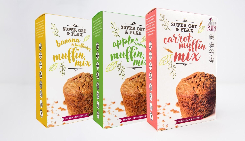 Muffin Bundle (6 units) (gluten-free)