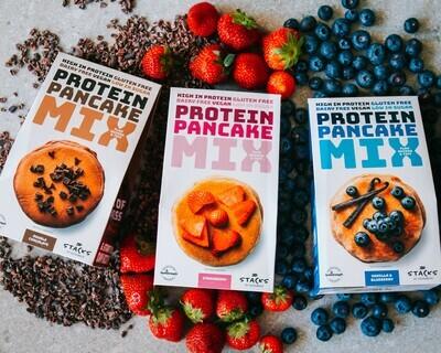 Stacks of Goodness Protein Pancake Bundle x 3